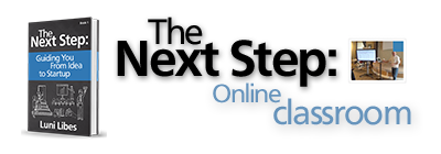 The Next Step- Online classroom 400x140