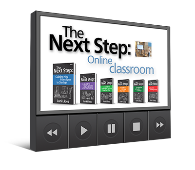 The Next Step- Online classroom (oblique 400)