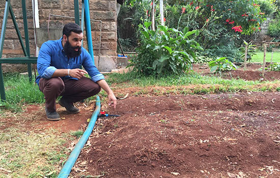 Sunculture Drip Irrigation For Kenyan Farmers